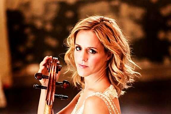 Cellist Sol Gabetta