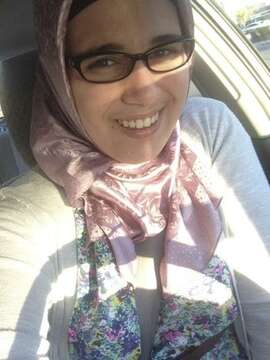 Student Esra Altun, 19, said a man yanked her by her hijab.