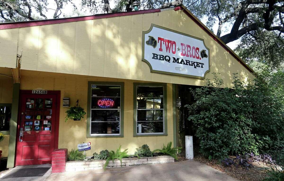 Two Bros. BBQ Market