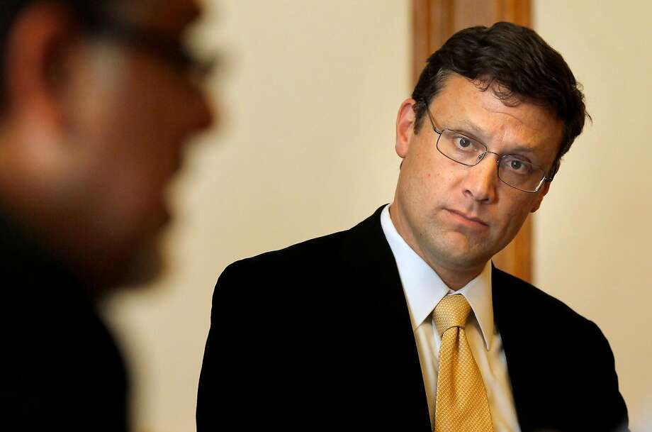 City Controller Ben Rosen field's name has been floated. Photo: Brant Ward, The Chronicle