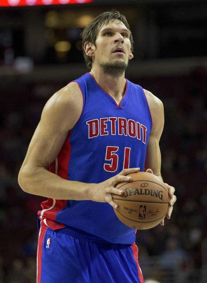 Could Boban Be On Detroit S Trade Block San Antonio
