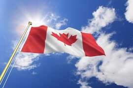 About 34,000 Americans moved to Canada between 2004 and 2014.