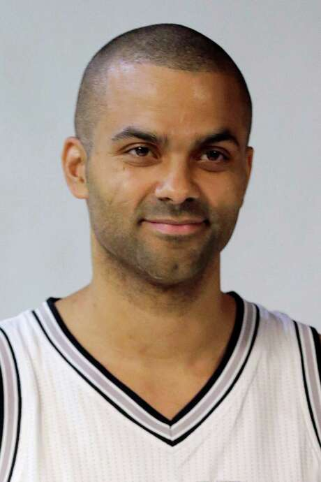 This a headshot of basketball player Tony Parker. Tony Parker is an active basketball player for the San Antonio Spurs as of Oct. 25, 2016 in the NBA. (AP Photo/Eric Gay) Photo: Eric Gay, STF / AP