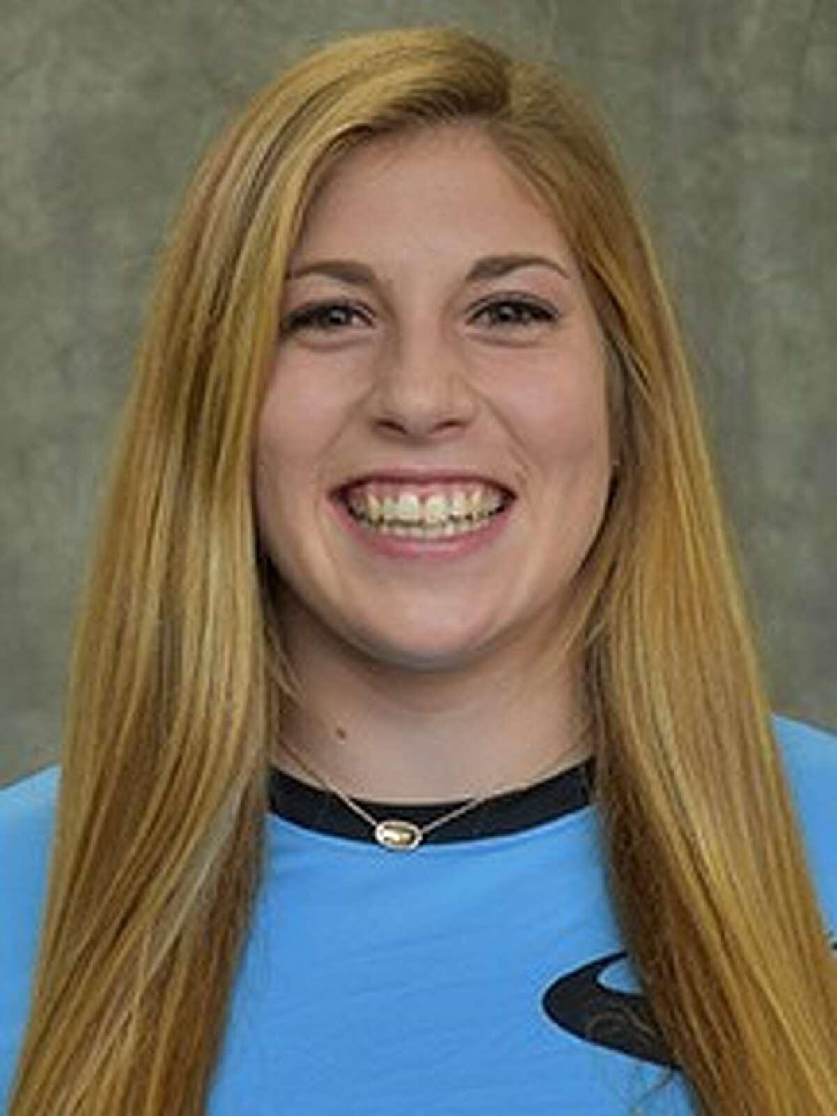 UT-Dallas goalkeeper Monica Dallacasa.