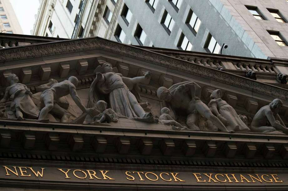 The Dow closed at 18,807.88, a 1 percent gain from the previous record, on Aug. 15.  Photo: Mary Altaffer, STF / Copyright 2016 The Associated Press. All rights reserved.