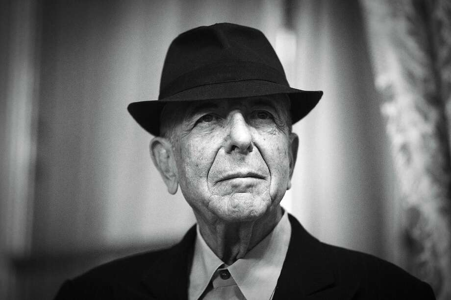 Canadian singer and poet Leonard Cohen spent many years as an esoteric figure on the periphery of the music scene before ascending into the pop pantheon. Photo: JOEL SAGET, AFP/Getty Images