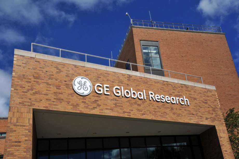 General Electric Co.'s Global Research Center in Niskayuna. A former female employee settled with the company over a workplace harassment suit she filed back in March. Terms of the settement were kept private.   Source: Times Union archive