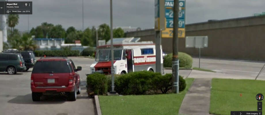 Food Truck Inspection Houston