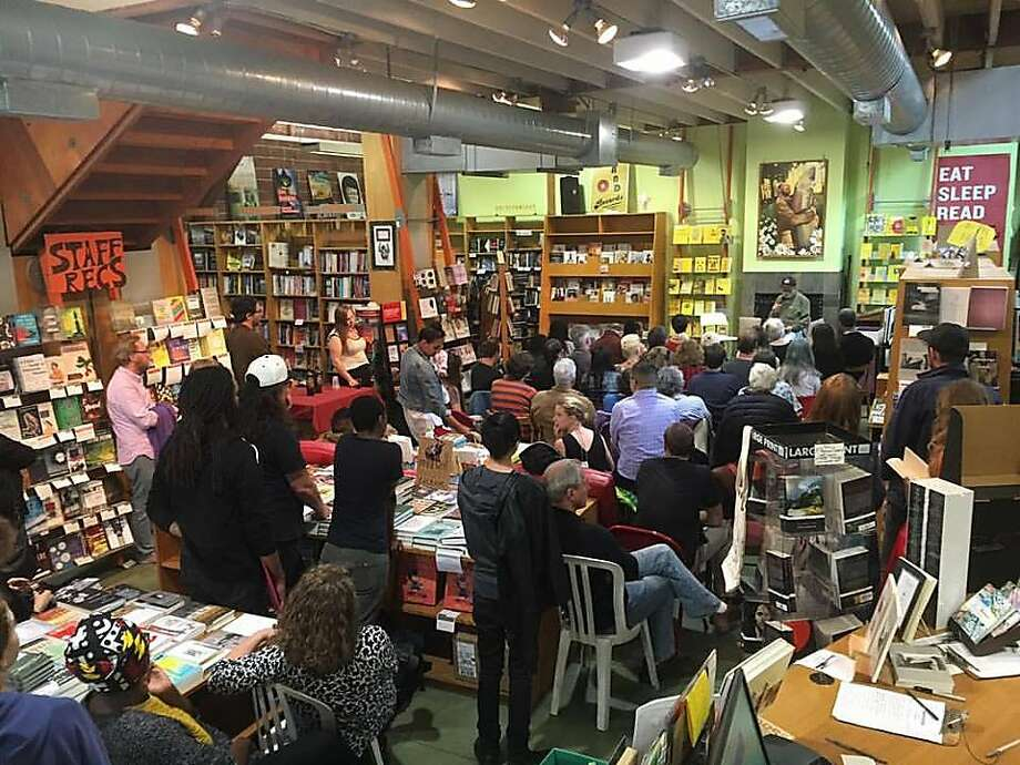 Diesel, on College Avenue in Oakland, regularly hosts author events. Photo: Diesel