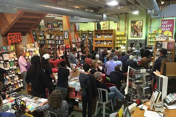 Diesel, on College Avenue in Oakland, regularly hosts author events.
