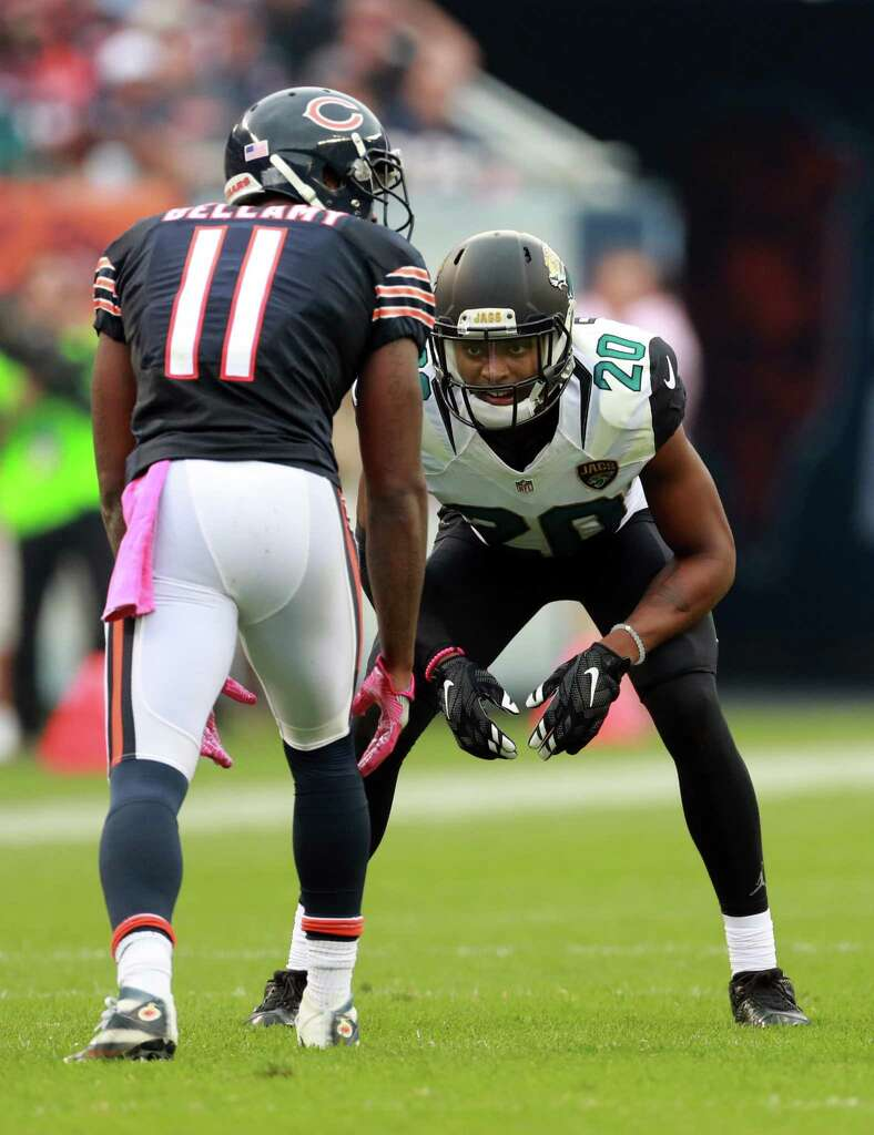 Texans impressed with Jaguars rookie Jalen Ramsey Laredo Morning
