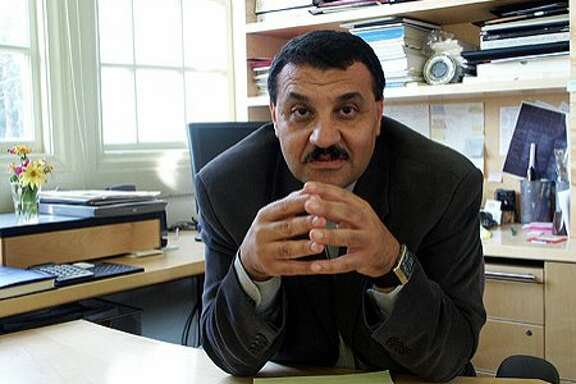 Professor Nezar AlSayyad, chair of UC Berkeley's Center for Middle Eastern Studies