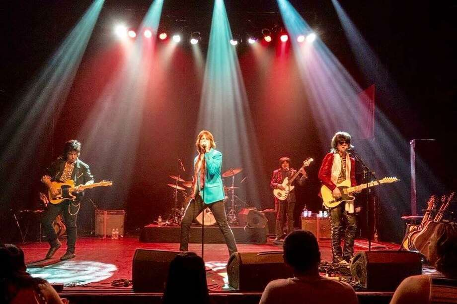 """Satisfaction,"" a touring Rolling Stones tribute show, comes to the Fairfield Theatre Company on Thursday, Nov. 17. Photo: Satisfaction / Contributed Photo"