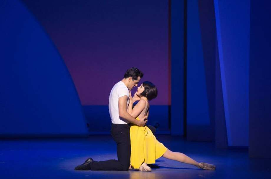 """An American in Paris"" runs at the Bushnell in Hartford through Sunday, Nov. 20. Photo: Angela Sterling / Contributed Photo / ©Angela Sterling Photography"