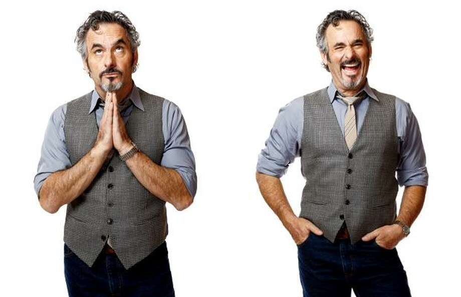 "Golf Channel show host David Feherty will visit Ridgefield Playhouse on Friday, Nov. 18, with his ""Live Off Tour."" Photo: Jones Entertainment Group / Contribted Photo"