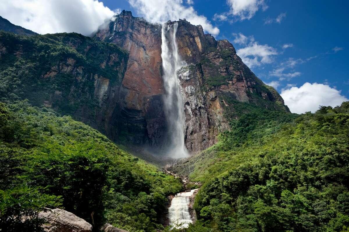 Angel FallsCanaima National Park, Venezuela