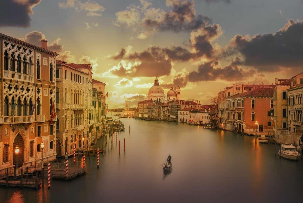 Venice, Italy Attractions: Grand Canal, St. Mark's Basilica, Rialto BridgeDec. 22 - Jan. 2Flights starting at $1,400NYC (JFK, LGA, EWR) - VCE