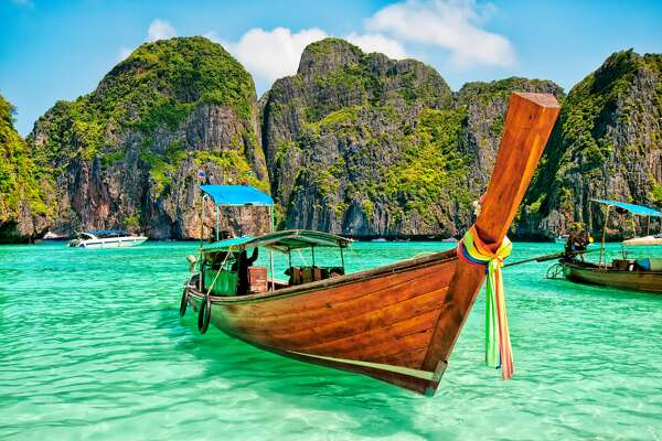 Phi Phi Islands    Krabi Province, Thailand