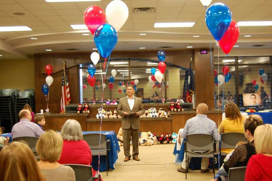 FILE PHOTO: Midland Mayor Jerry Morales proclaimed Nov. 4 as National Adoption Day in Midland Photo: Courtesy Photo