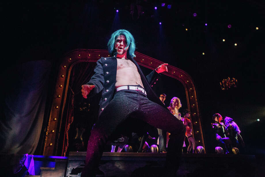 """Theatre Under the Stars presents """"The Rocky Horror Show"""" through Nov. 20. Photo: Courtesy Of Theatre Under The Stars"""