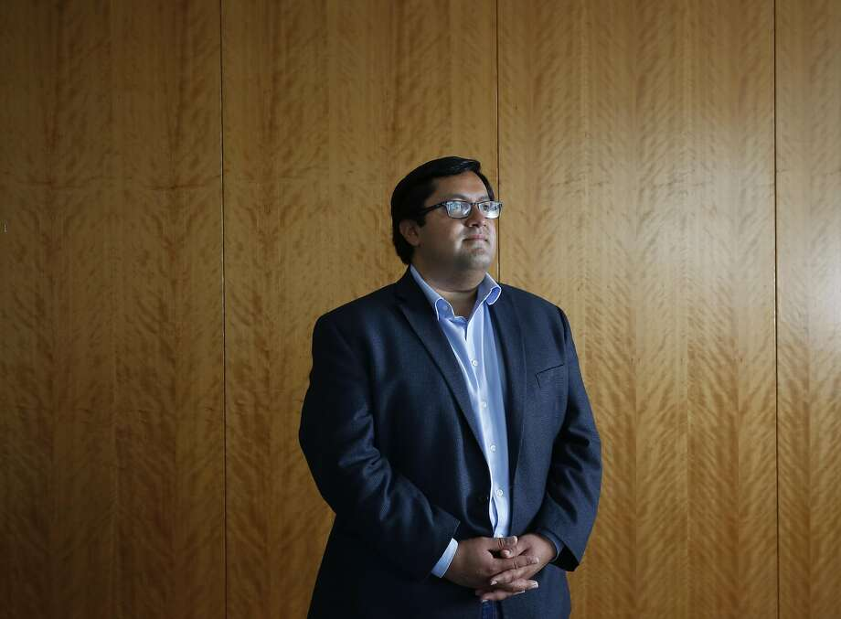 Jesse Arreguin, Berkeley's new mayor, is an ultra-liberal Millennial and Latino who replaced longtime Mayor Tom Bates. He has opposed tall, dense buildings near transit corridors. Photo: Leah Millis, The Chronicle