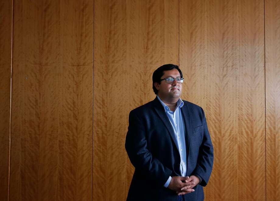 Berkeley Mayor Jesse Arreguin is suspected of breaking local election laws during his campaign last year by not reimbursing his campaign manager in time for purchases she made. Photo: Leah Millis, The Chronicle
