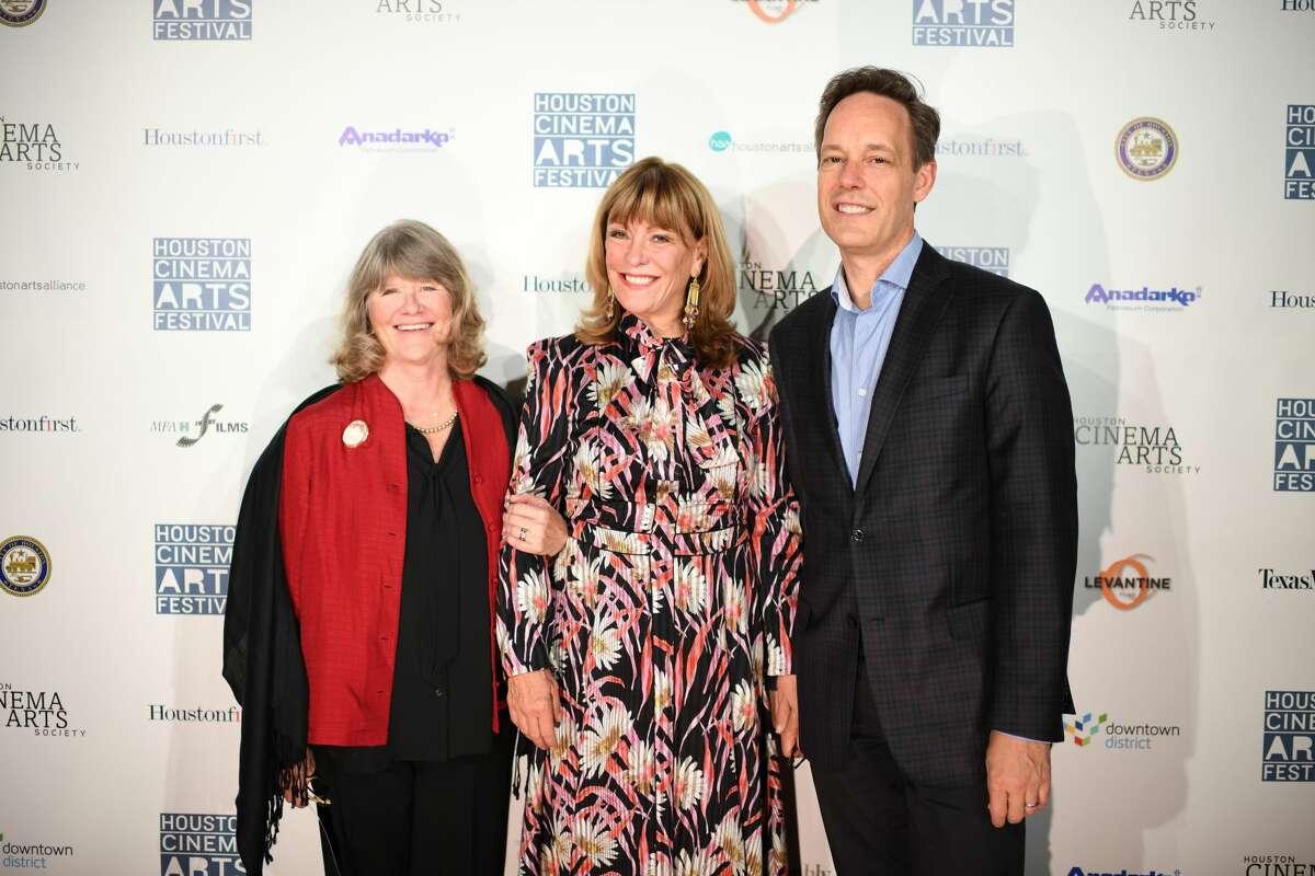 Judith Ivey, Franci Neely, and Jake Heggie