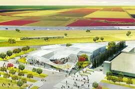 The new Jan Shrem and Maria Manetti Shrem Museum of Art at UC-Davis was designed by two architecture firms, So-IL and Bohlin Cywinski Jackson. The team was selected in an architectural competition that concluded on May 1, 2013.