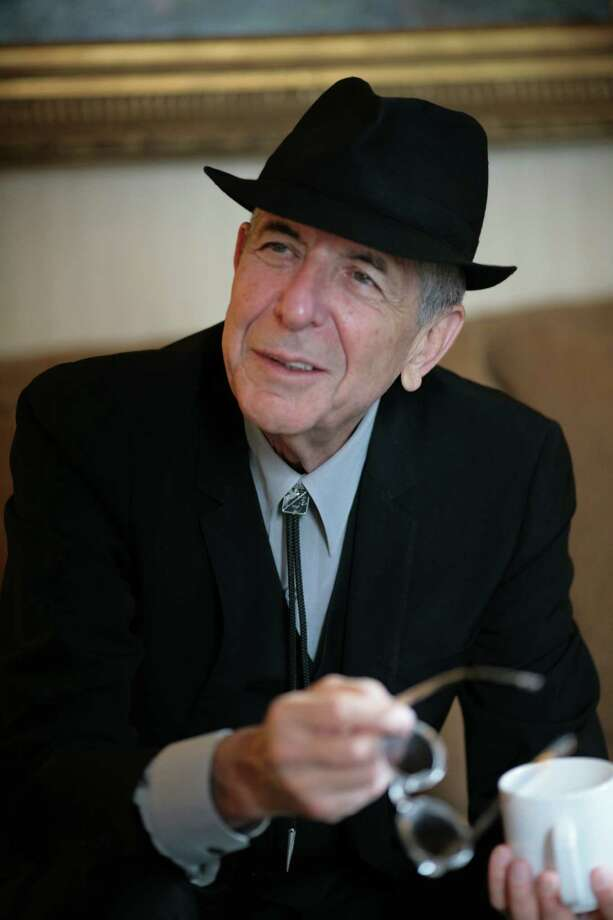 FILE N Leonard Cohen, the influential singer-songwriter, in New York, Feb. 20, 2009. Cohen, whose gravely baritone and sophisticated songs of religion and love, depression and suicide, politics and war made him an unlikely and reluctant pop star, has died, it was announced on Nov. 10, 2016. He was 82. (Fred R. Conrad/The New York Times) ORG XMIT: XNYT225 Photo: FRED R. CONRAD / NYTNS