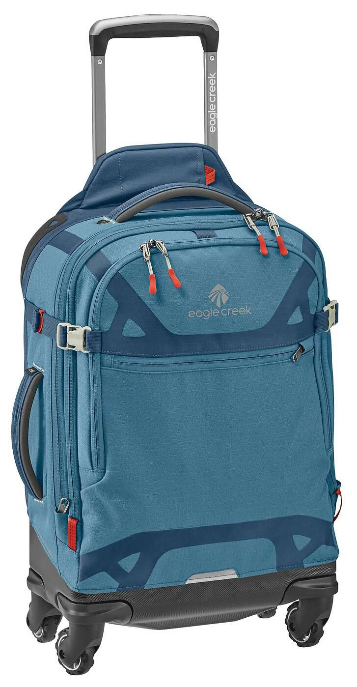 When you don�t have the luxury of owning bags of both domestic and international carry-on size, hang onto the Eagle Creek Gear Warrior AWD International Carry-On.