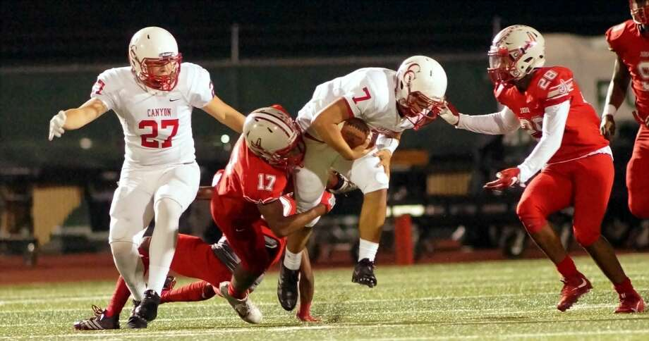 Friday, Nov. 11 Judson 39, NB Canyon 14 Photo: Lavon Brown / For The NE Herald