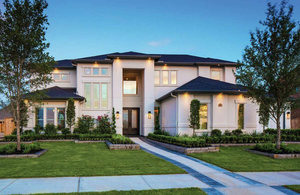 Partners in Building is building homes on 90-foot wide lots in the Estates at Ridgefield Heights in Cinco Ranch. Prices in the gated enclave range from $660,000s to over $1 million.