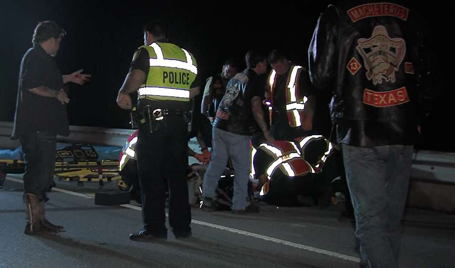 Motorcycle Accident Involving Bandidos Support Club Leaves