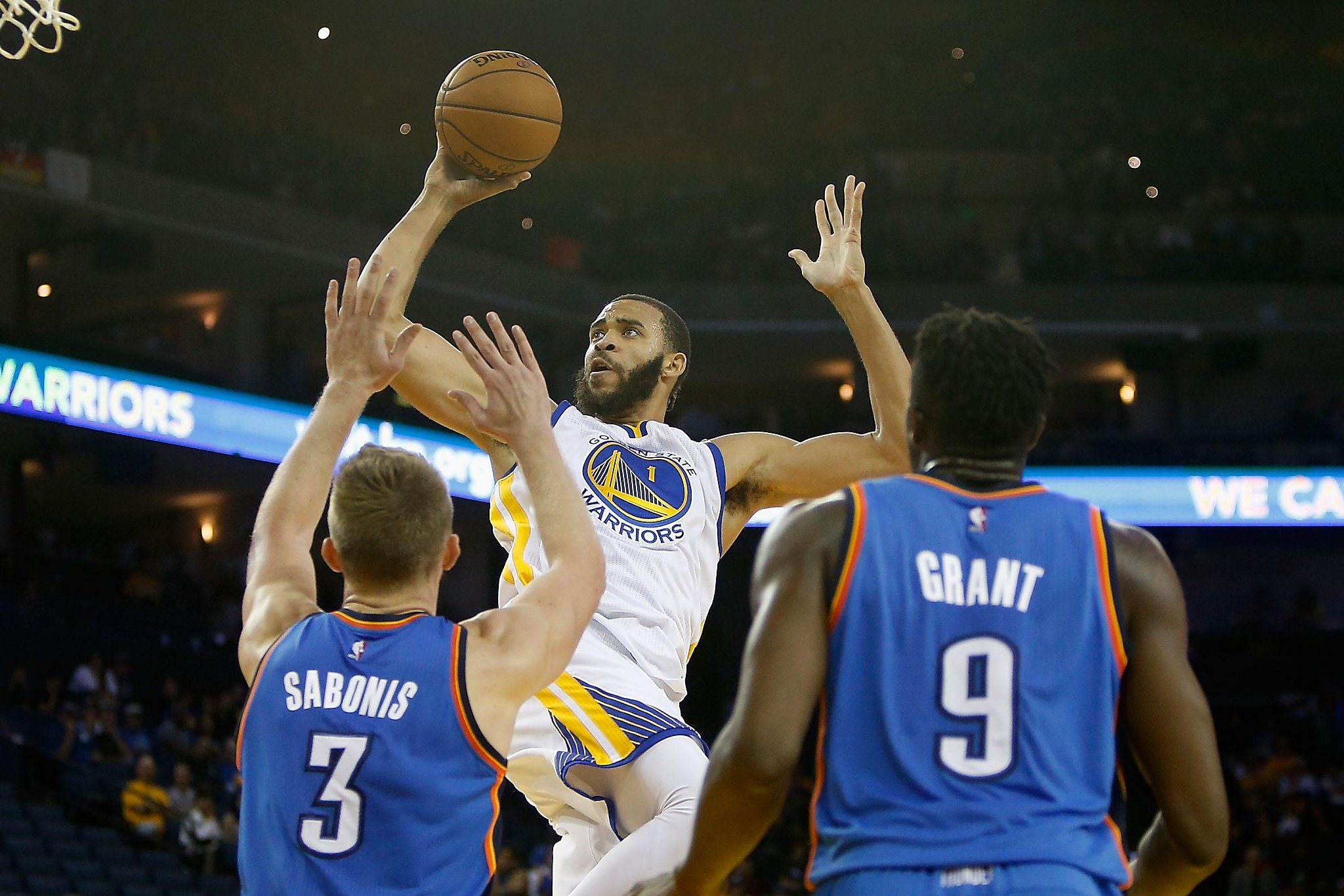 info for 2e693 0c6db Warriors' JaVale McGee in line for expanded role - SFGate
