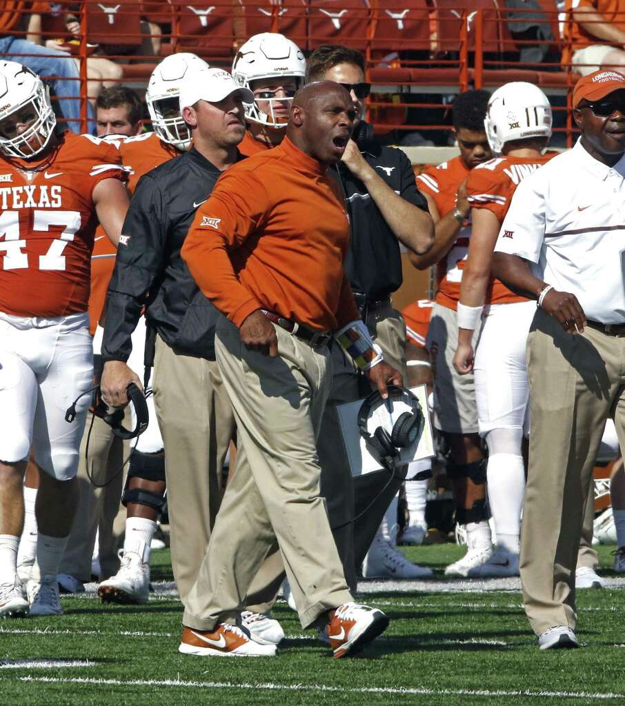 Longhorns Charlie Strong Can T Afford To Lose Anymore San