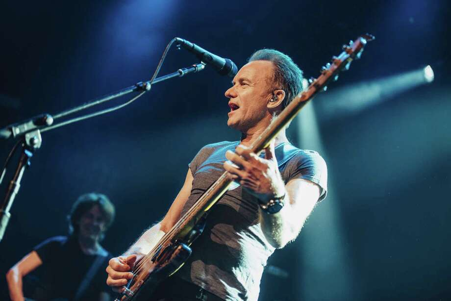 Sting will perform Feb. 23 at the Smart Financial Centre in Sugar Land.>>Keep clicking for more great shows coming to the Houston area. Photo: BORIS ALLIN, Stringer / Boris Allin l Hans Lucas