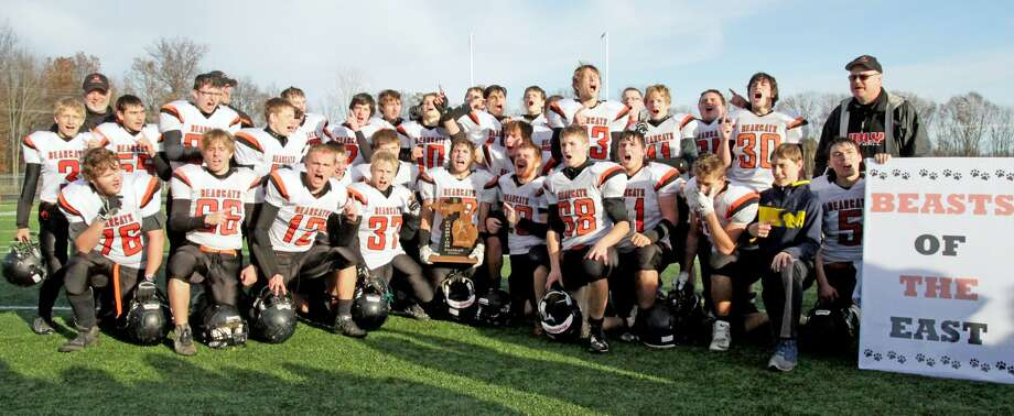 All-Thumb Team of the Year - Ubly Bearcats  Photo: Paul P. Adams/Huron Daily Tribune