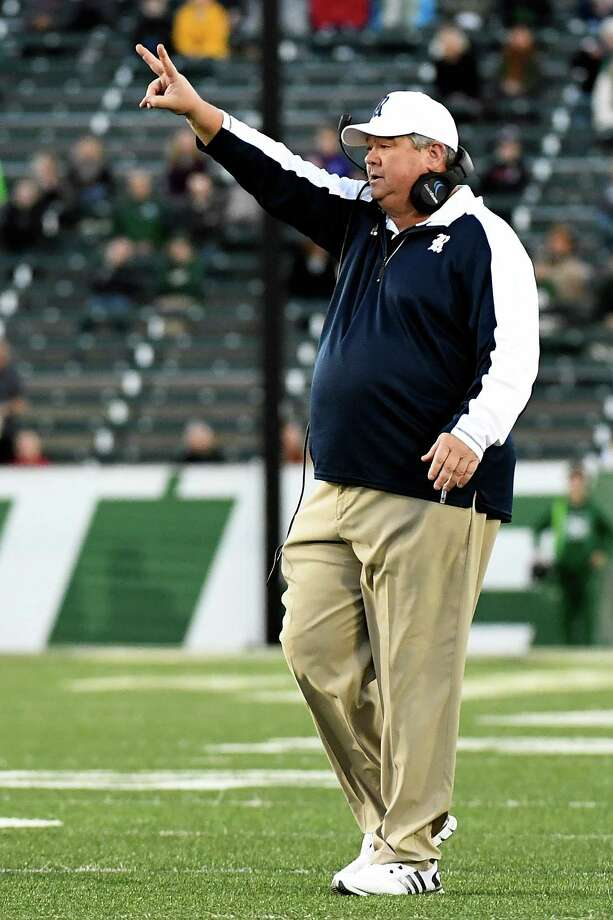 David Bailiff's past achievements at Rice may still carry some weight. He's taken Rice to three wins in four bowls (2008, 2012-2014) and a 2013 Conference USA title in 10 years. Photo: Mike Comer, Getty Images / 2016 Getty Images