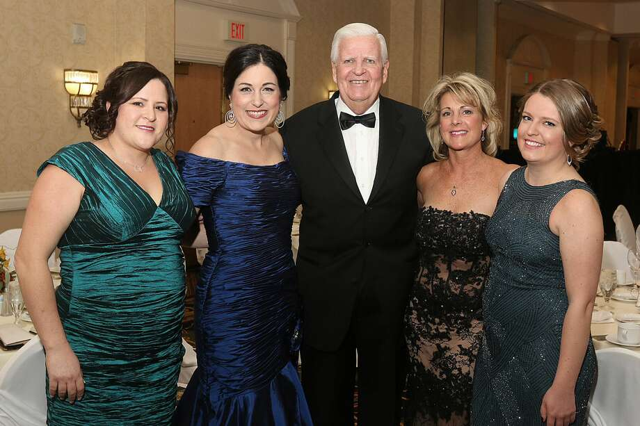 Were you Seen at the JDRF One Hope Ball  honoring Robert M. Curley, New York Chairman of Berkshire Bank, held at the  Albany Marriott in Colonie on Saturday, Nov. 12, 2016? Photo: Joe Putrock/Special To The Times Union