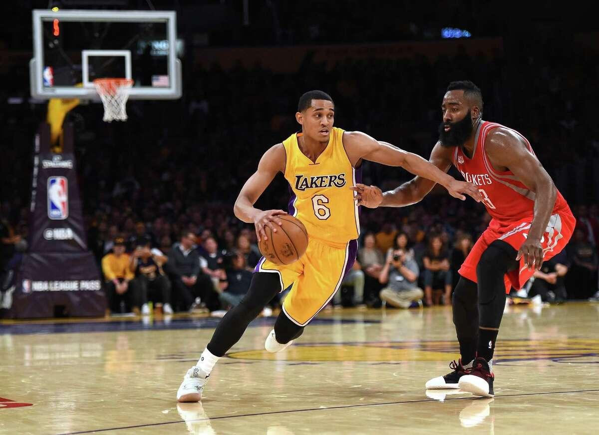 Oct. 26: Lakers 120, Rockets 114 Point leaders Rockets: James Harden (34) Lakers: Jordan Clarkson (25) Record: 0-1