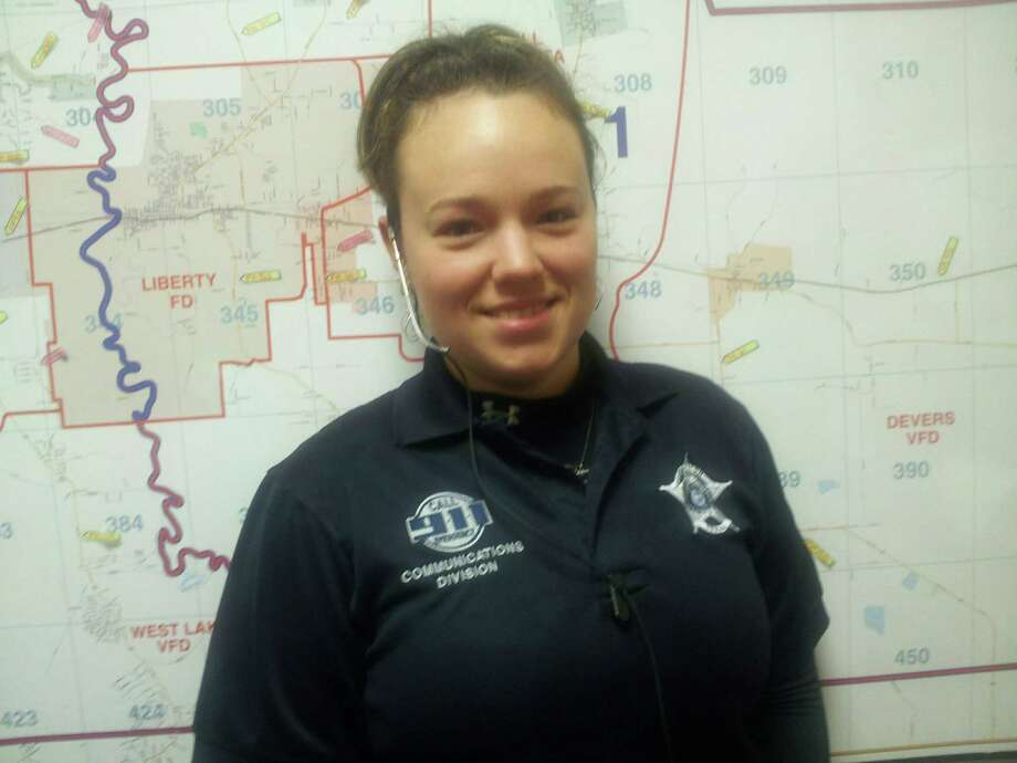 Emalee Diehl is the employee of the month of November for the Liberty County Sheriff's Office. Photo: Submitted