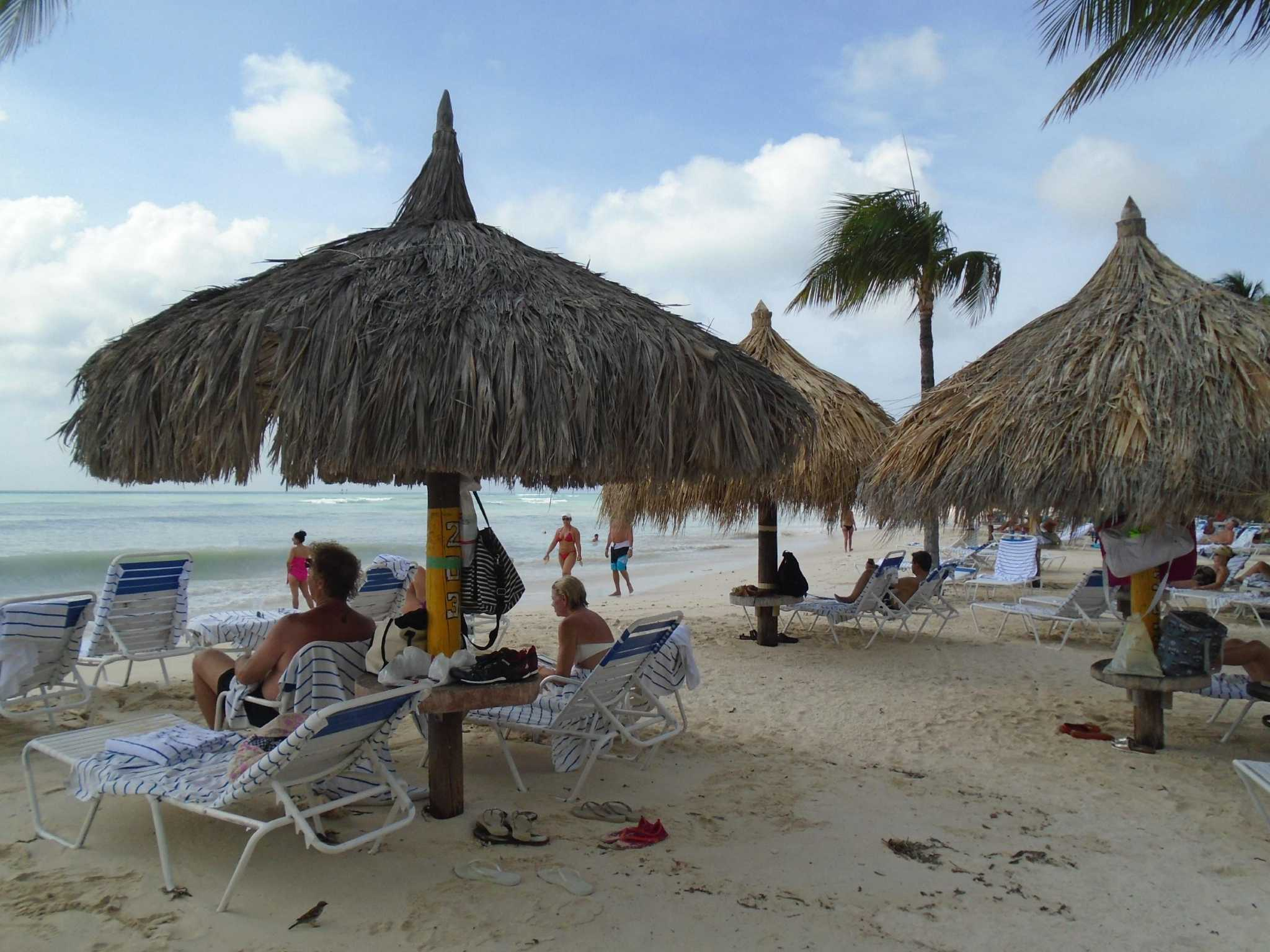 Oh The Places You Ll Eat In Aruba San Antonio Express News