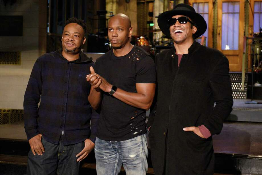 A Tribe Called Quest, Dave Chappelle; Saturday Night Live | Photo Credits: Rosalind O'Connor/NBC