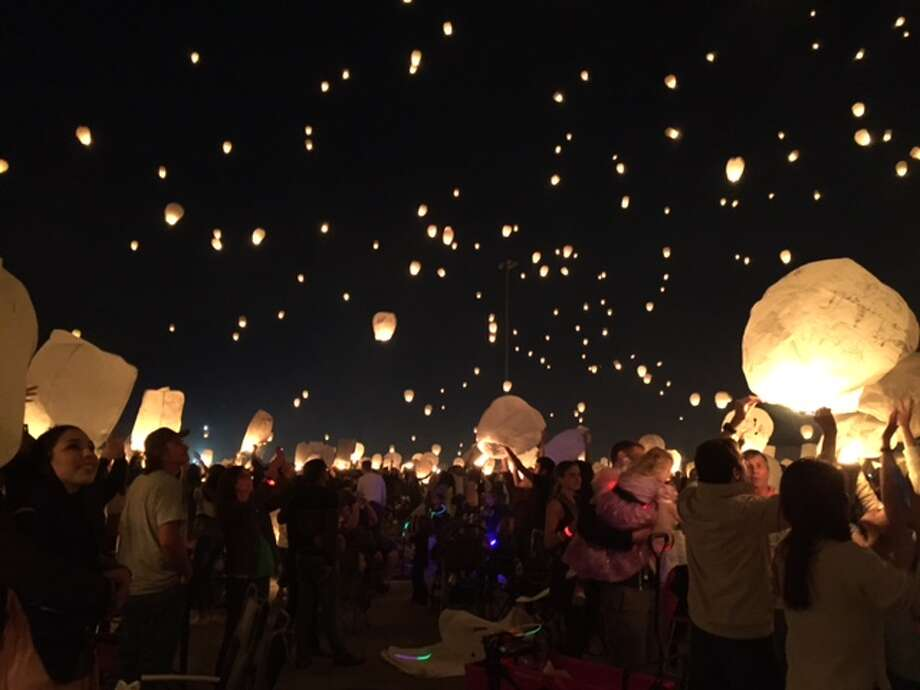 The LightsFestival is slated for April 20, 2019 at the Houston Raceway located at 2525 FM 565 inBaytown. Photo: Jessica Hamilton / Houston Chronicle