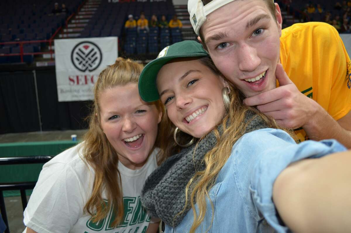 Were you Seen at the Siena basketball home opener against Cornell University at the Times Union Center on Sunday, Nov. 13, 2016?
