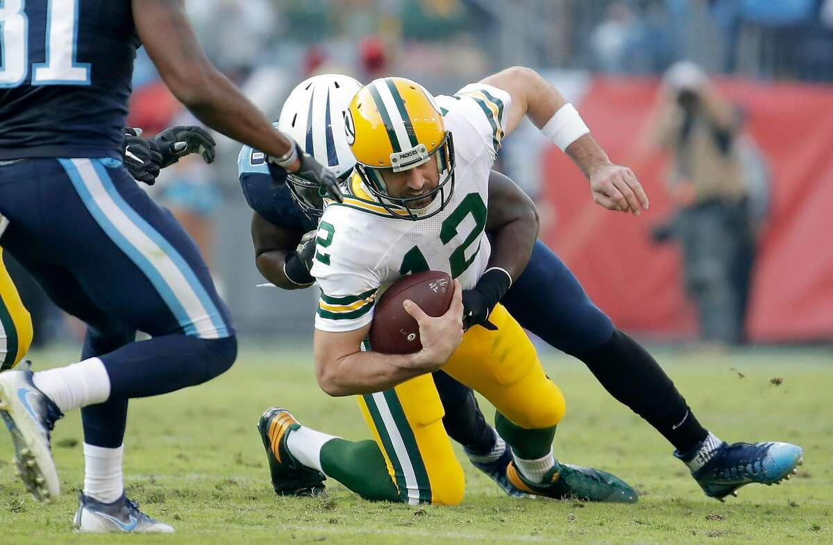 Marcus Mariota Titans Improve To 500 While Dismantling Packers