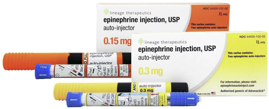 Adrenaclick, a cheaper alternative, has benefited from furor over EpiPen pricing, but its maker is struggling to meet demand, and a generic EpiPen is near. Photo: Impax Laboratories / HANDOUT