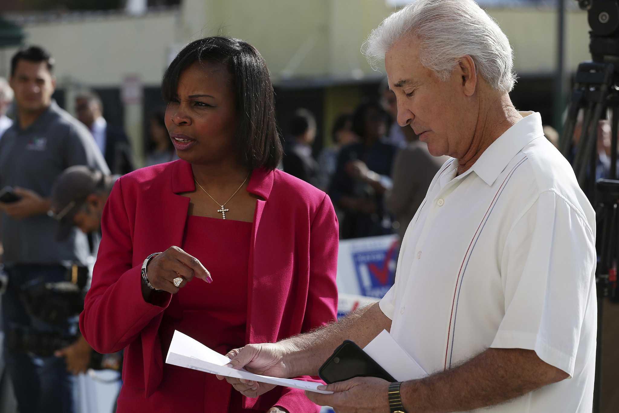 Mayor Announces Re Election Campaign San Antonio Express