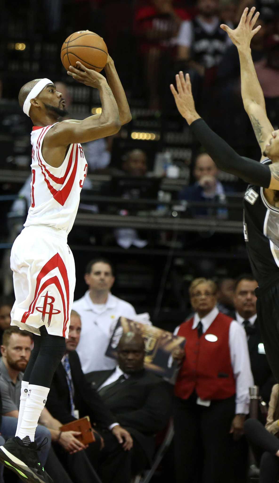 Rockets  Corey Brewer putting shooting slump behind him ... 4ac7fd005