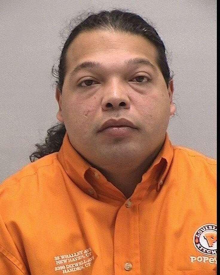 Nelson Sanchez, 31, of Bridgeport Photo: Orange Police